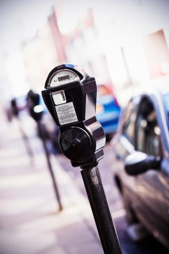 Parking Meter「Parking meter in London」:スマホ壁紙(6)