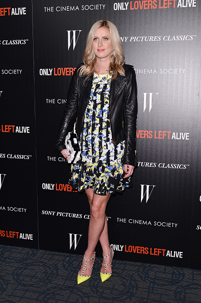 """Chanel Purse「The Cinema Society and Stefano Tonchi, Editor-in-Chief of W Magazine, Host a Screening of Sony Pictures Classics' """"Only Lovers Left Alive"""" - Arrivals」:写真・画像(19)[壁紙.com]"""