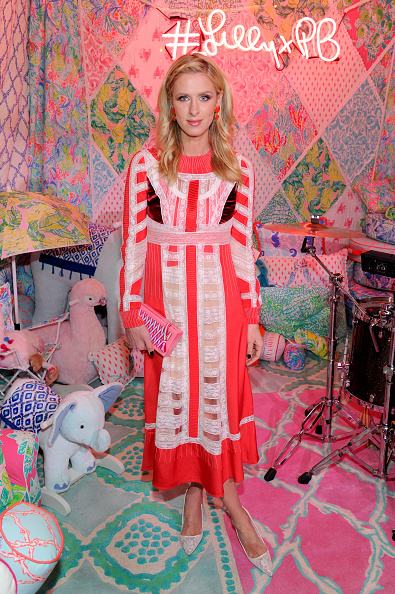 ニッキー・ヒルトン「Pottery Barn, Pottery Barn Kids, PBteen And Lilly Pulitzer Celebrate The Launch Of Their Exclusive Collection」:写真・画像(1)[壁紙.com]