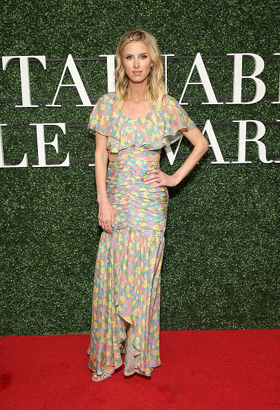 Cut Out Dress「Maison de Mode's Sustainable Style Awards presented by Aveda at 1Hotel West Hollywood」:写真・画像(2)[壁紙.com]