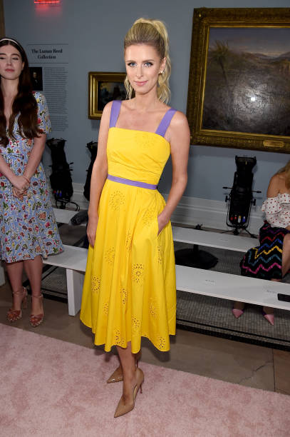 Carolina Herrera - Front Row - September 2018 - New York Fashion Week: The Shows:ニュース(壁紙.com)