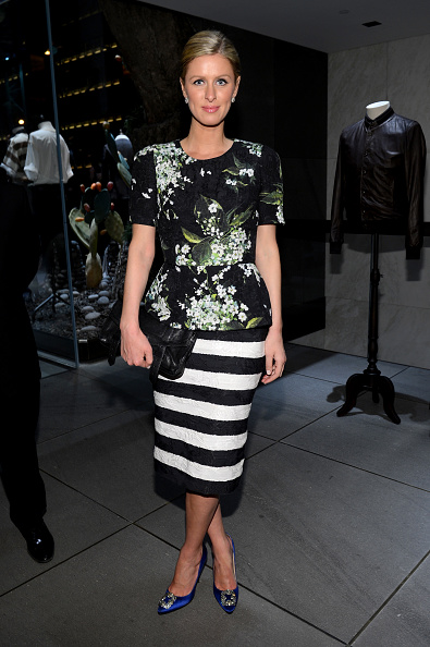 Form Fitted「Dolce&Gabbana, Along With Giovanna Battaglia, Celebrate The Opening Of The 5th Avenue Flagship Boutique」:写真・画像(18)[壁紙.com]