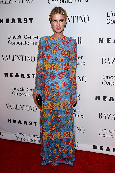 ニッキー・ヒルトン「An Evening Honoring Valentino Lincoln Center Corporate Fund Black Tie Gala - Arrivals」:写真・画像(0)[壁紙.com]