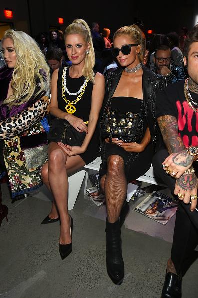 パリス・ヒルトン「Jeremy Scott - Front Row - September 2017 - New York Fashion Week: The Shows」:写真・画像(13)[壁紙.com]