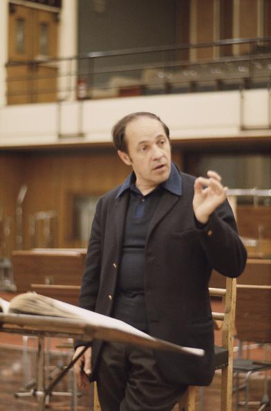 Classical Musician「Pierre Boulez」:写真・画像(7)[壁紙.com]