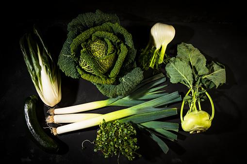 Fennel「Various sorts of vegetables」:スマホ壁紙(11)