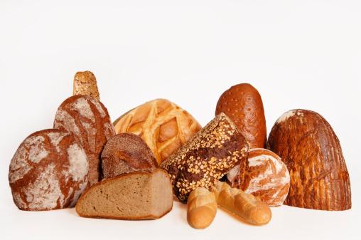 Choosing「Various sorts of bread, close-up」:スマホ壁紙(16)