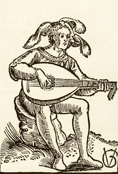 楽器「The Lute」:写真・画像(1)[壁紙.com]