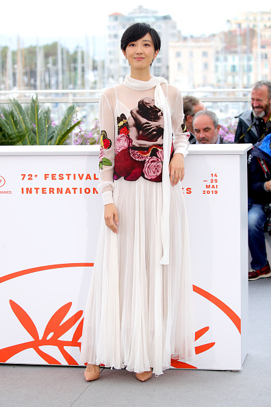 """Patent Leather「""""The Wild Goose Lake (Le Lac Aux Oies Sauvages)"""" Photocall - The 72nd Annual Cannes Film Festival」:写真・画像(12)[壁紙.com]"""