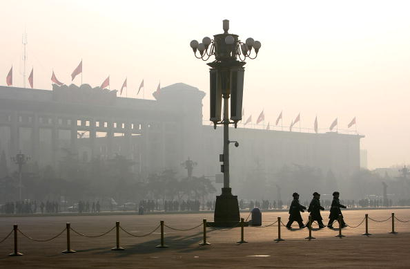 Surveillance「Beijing Drops Out Of Top 10 'Best City' List In China」:写真・画像(3)[壁紙.com]