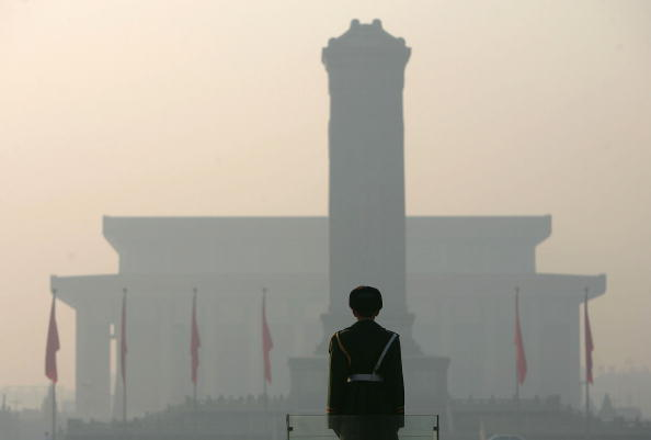 Cancan Chu「Beijing Drops Out Of Top 10 'Best City' List In China」:写真・画像(10)[壁紙.com]