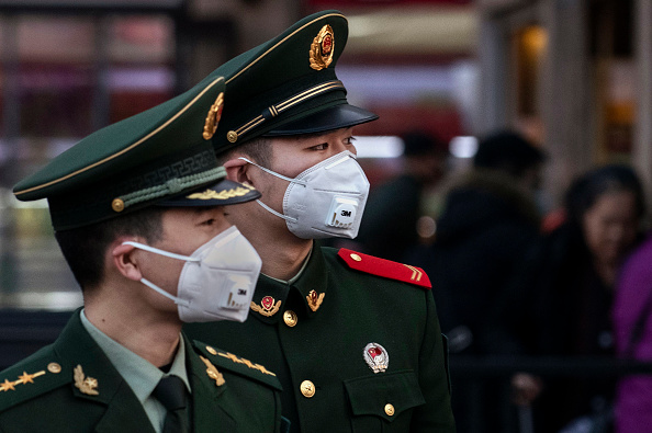 中国文化「Concern In China As Mystery Virus Spreads」:写真・画像(0)[壁紙.com]