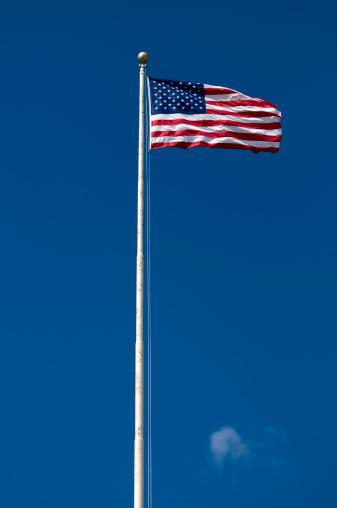 Fourth of July「Flag Pole」:スマホ壁紙(11)