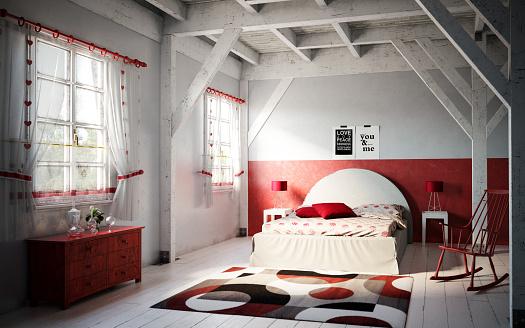 Desk Lamp「Lovely Bedroom」:スマホ壁紙(16)