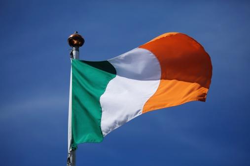 Dublin - Republic of Ireland「Flag Of Ireland」:スマホ壁紙(9)