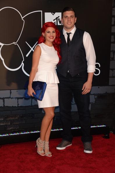 Borough - District Type「2013 MTV Video Music Awards - Arrivals」:写真・画像(4)[壁紙.com]