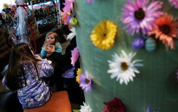 Easter Basket「New York Chocolatier Prepares Easter Basket Treats」:写真・画像(18)[壁紙.com]