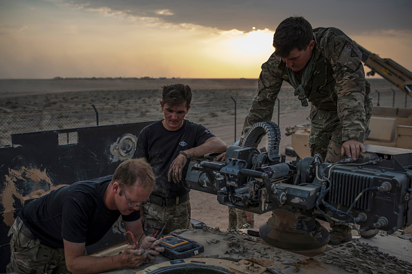 Persian Gulf Countries「The British Military On A Global Stage」:写真・画像(19)[壁紙.com]