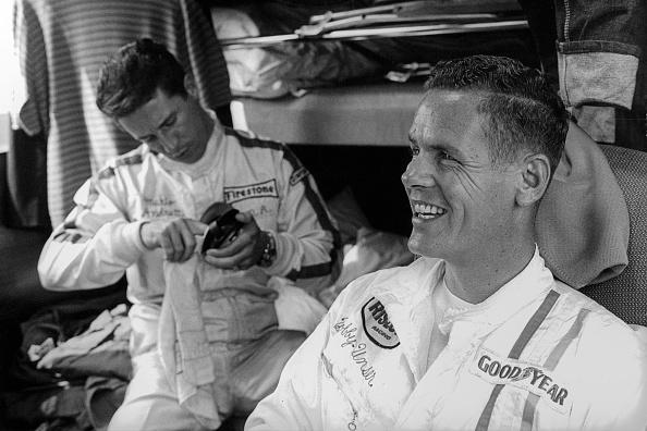 モータースポーツ「Bobby Unser, Mario Andretti, Grand Prix Of Italy」:写真・画像(9)[壁紙.com]