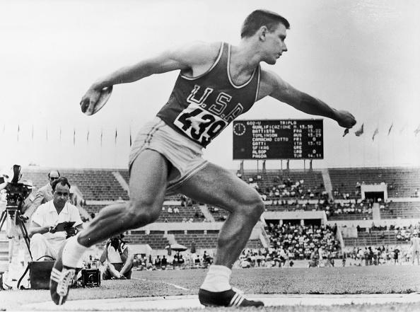 オリンピック「Al Oerter」:写真・画像(0)[壁紙.com]