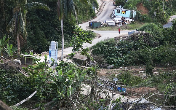 2017 Hurricane Maria「Puerto Rico Marks Holiday Season Amidst Slow Hurricane Recovery」:写真・画像(5)[壁紙.com]