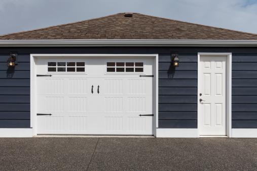 Garage「Straight on perspective of a remodeled garage」:スマホ壁紙(17)