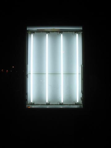 Fluorescent Light「Four lights in the night」:スマホ壁紙(12)