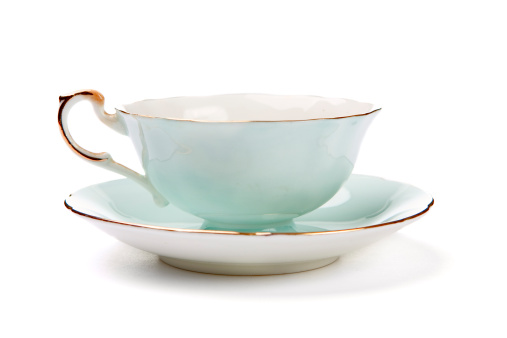 Tea Cup「Antique Tea Cup」:スマホ壁紙(16)