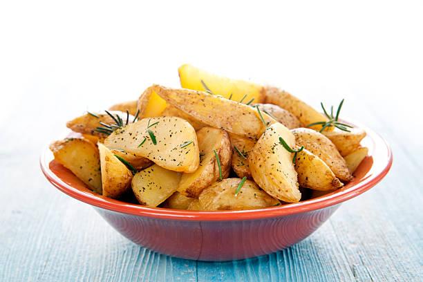 Roasted potatoes:スマホ壁紙(壁紙.com)
