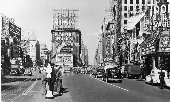 Times Square - Manhattan「Times Square」:写真・画像(17)[壁紙.com]
