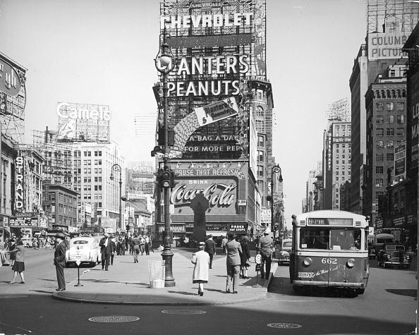 1940-1949「Times Square」:写真・画像(14)[壁紙.com]