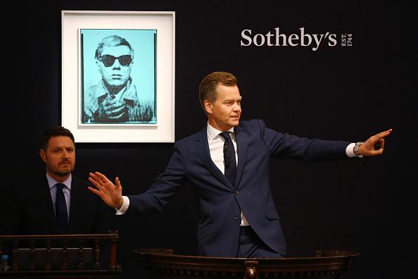 美術「Contemporary Art Evening Auction At Sotheby's, London」:写真・画像(15)[壁紙.com]