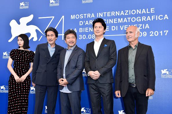 福山 雅治「The Third Murder (Sandome No Satsujin) Photocall  - 74th Venice Film Festival」:写真・画像(13)[壁紙.com]