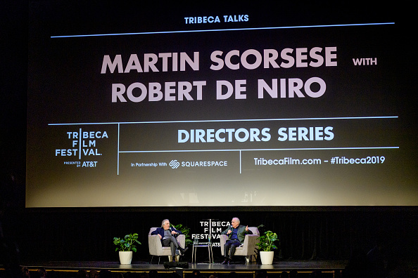 Tribeca Film Festival「Tribeca Talks - Directors Series - Martin Scorsese with Robert De Niro - 2019 Tribeca Film Festival」:写真・画像(9)[壁紙.com]