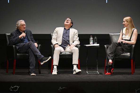 Tribeca Film Festival「Tribeca Talks - Director Series - David O. Russell With Jennifer Lawrence - 2019 Tribeca Film Festival」:写真・画像(14)[壁紙.com]
