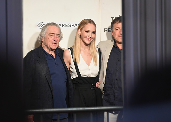 Tribeca Film Festival「Tribeca Talks - Director Series - David O. Russell With Jennifer Lawrence - 2019 Tribeca Film Festival」:写真・画像(15)[壁紙.com]