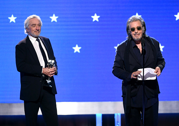 Annual Event「25th Annual Critics' Choice Awards - Show」:写真・画像(6)[壁紙.com]