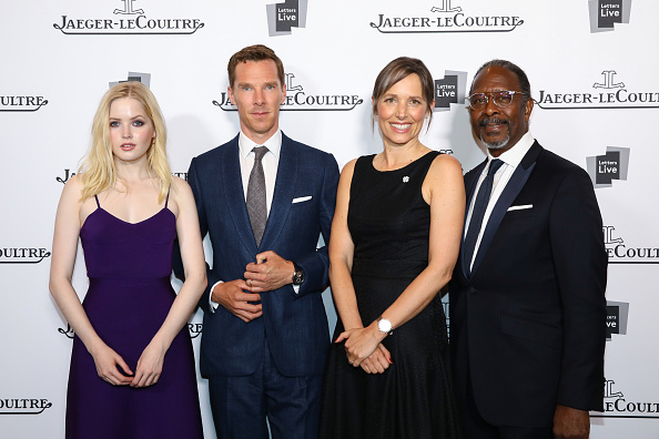 """Jaeger-LeCoultre「Jaeger-LeCoultre """"Art of Precision"""" event in London with Letters Live」:写真・画像(0)[壁紙.com]"""