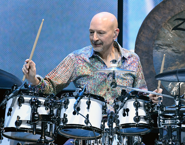 Steve Smith - Musician「Journey Begins Second Residency At The Hard Rock In Las Vegas」:写真・画像(11)[壁紙.com]