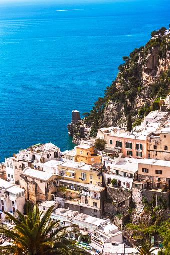Amalfi Coast「A view of  hills in Sorrento coast」:スマホ壁紙(18)