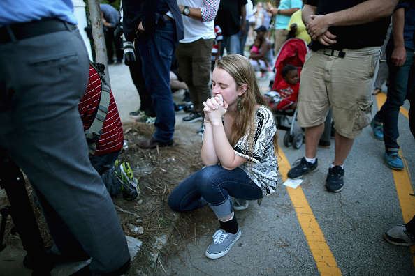Methodist「Nine Dead After Church Shooting In Charleston」:写真・画像(8)[壁紙.com]