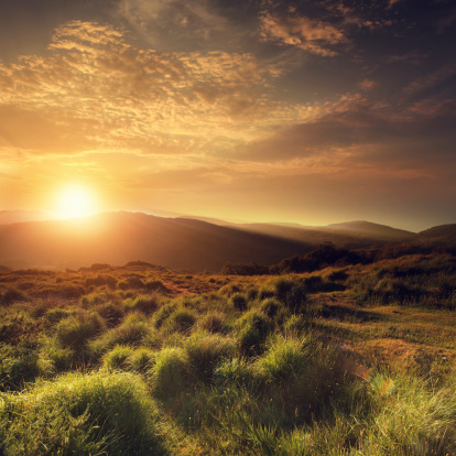 Republic of Ireland「Summer sunset」:スマホ壁紙(18)
