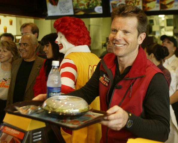 Salad「News Conference Is Held To Mark Rollout Of McDonalds Adult Happy Meals」:写真・画像(18)[壁紙.com]