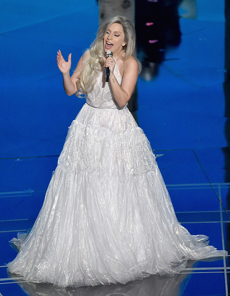 Silver Colored「87th Annual Academy Awards - Show」:写真・画像(15)[壁紙.com]