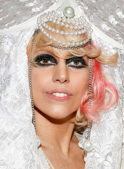 Pink Hair「Lady Gaga's VMA After Party」:写真・画像(15)[壁紙.com]