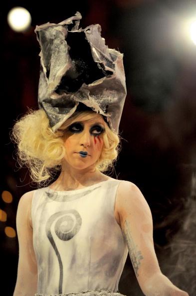 Blue Eyeshadow「MOCA NEW 30th Anniversary Gala - Show」:写真・画像(18)[壁紙.com]
