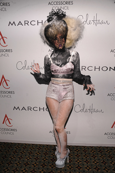 Hosiery「13th Annual 2009 ACE Awards Presented by the Accessories Council - Arrivals」:写真・画像(14)[壁紙.com]
