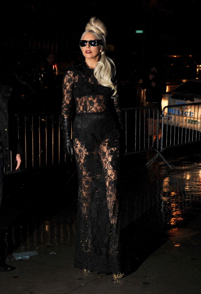 Panties「'Lady Gaga x Terry Richardson' Book Launch Party」:写真・画像(17)[壁紙.com]