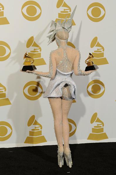 Swarovski Crystallized「The 52nd Annual GRAMMY Awards - Press Room」:写真・画像(3)[壁紙.com]