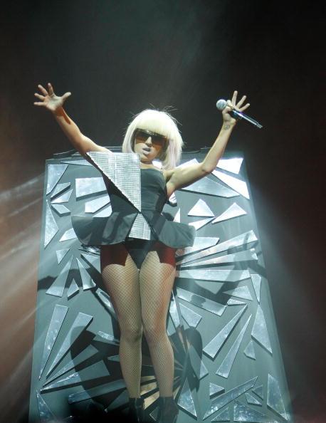 High Heels「Lady Gaga Performs At The Wiltern」:写真・画像(14)[壁紙.com]